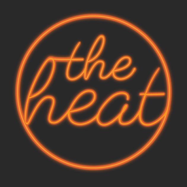 The Heat Mobile Logo